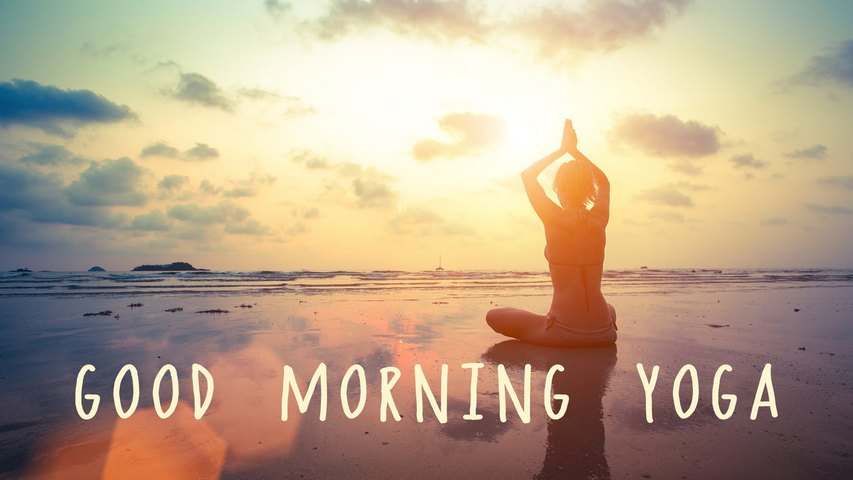 Утро преподавателя йоги