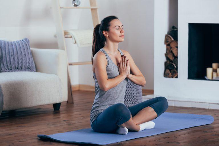 Йога - с чего начать в домашних условиях
