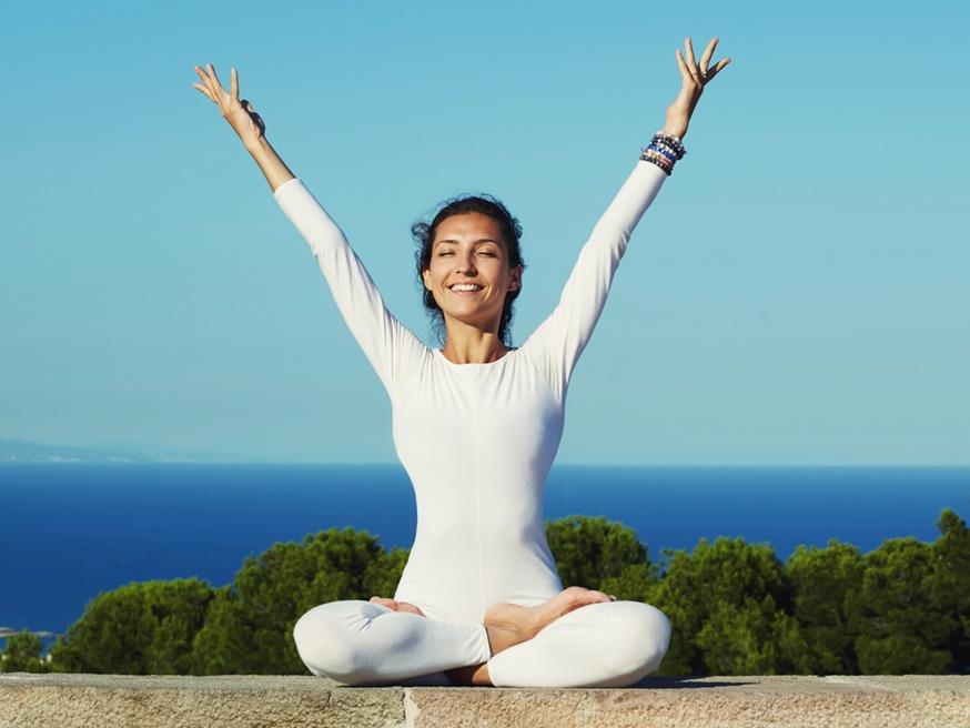 Йога - это радость