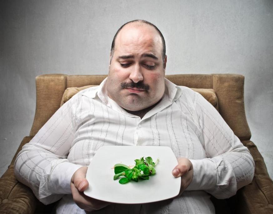 Почему вредны диеты