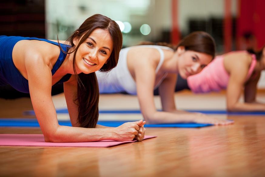 Главный секрет йоги для похудения