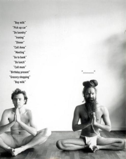 Почему не получается медитация?