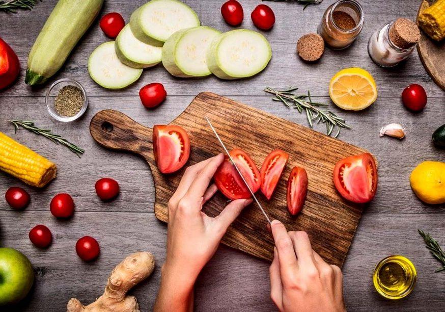 Вегетарианцам проще готовить