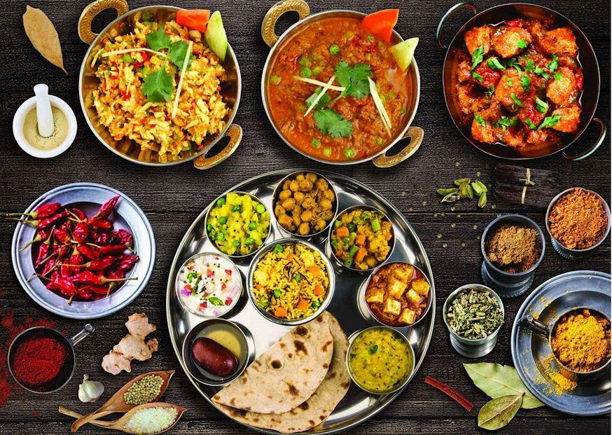 Вегетарианское питание может быть разнообразным