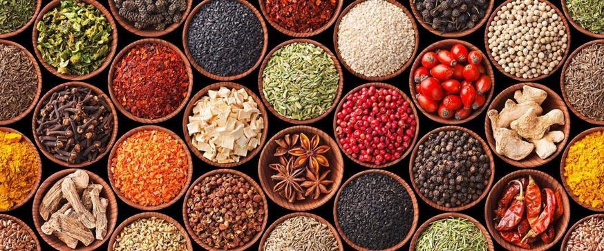 Специи и пряности для вегетарианцев