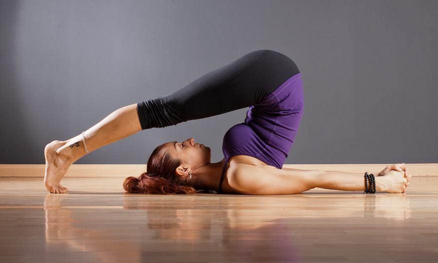 Асана - третья ступень йоги