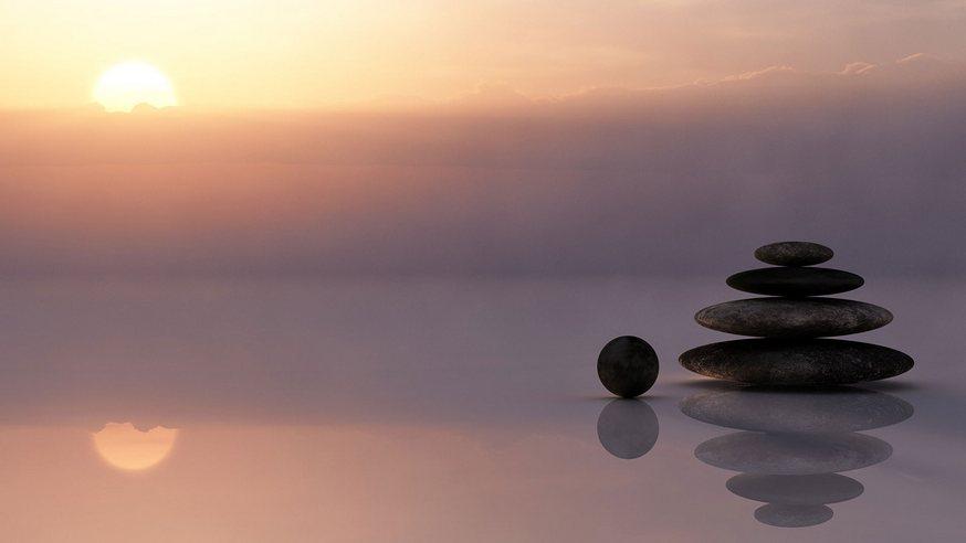 Баланс между напряжением и расслаблением
