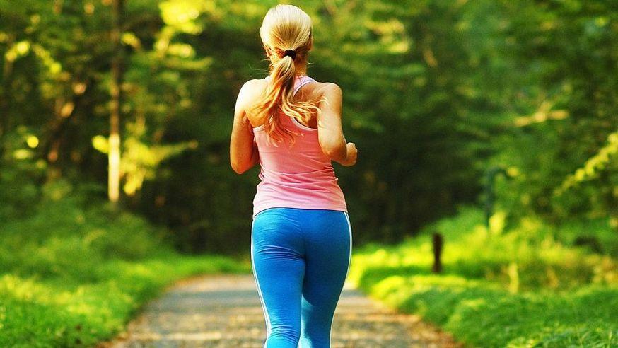 Снять стресс можно с помощью бега