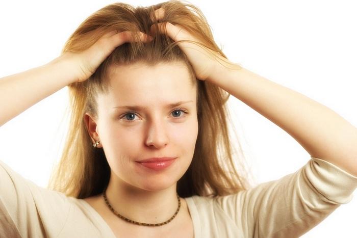 Массаж головы от головной боли