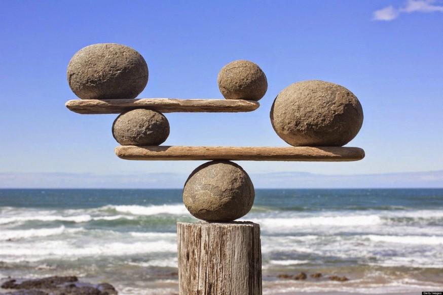 В жизни есть равновесие между аскезой и удовольствием