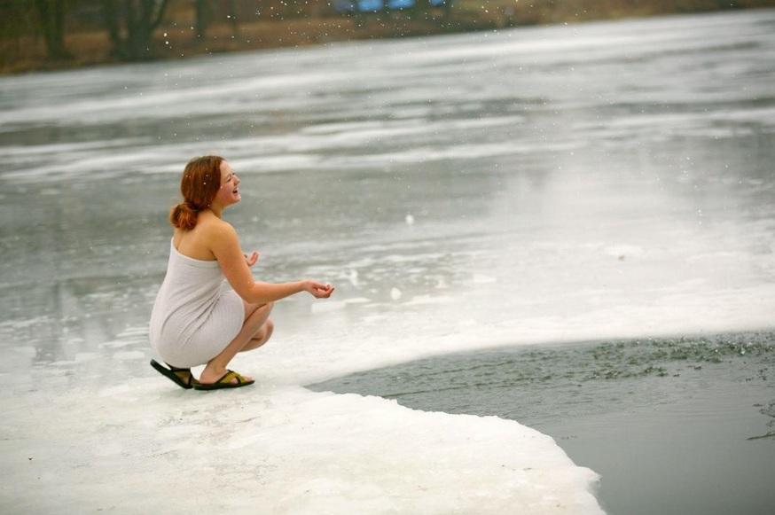 Аскеза зимой