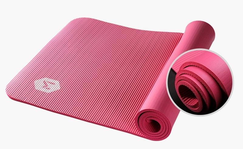 Толстый коврик для йоги